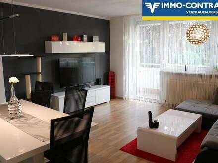 Schöne und helle 3 Zimmer-Wohnung in ruhiger aber auch stadtnaher Lage!
