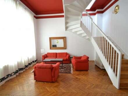 Elegante möblierte Wohnung in sehr gefragter Lage / Elegant furnished apartment in a very popular location