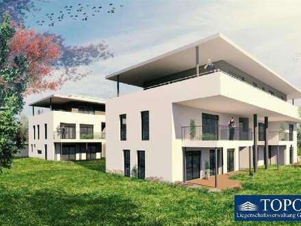 2 Neubau-Penthäuser mit riesigen Dachterrassen ...!