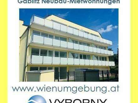 """GABLITZ - 3 Zimmer Neubau Mietwohnung mit Einbauküche & Balkon *Erstbezug"""""""