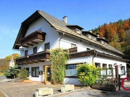 Gasthof mit Gastgarten und Fremdenzimmer in Faakersee-Nähe
