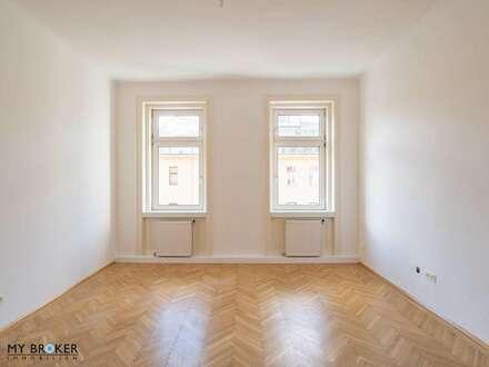 Wunderschöne, helle 2 Zi. Wohnung - Erstbezug nach Generalsanierung