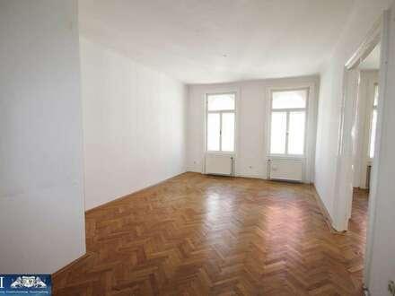 Schöne 3 Zimmer Wohnung in Top-Altbau