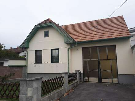 Landhaus mit vielen Nebengebäuden in Rohrbach bei Mattersburg