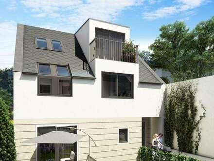 Dachgeschosstraum - Urbanes Wohnen - ideale Raumaufteilung - toller Ausblick !
