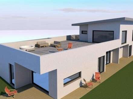 K-3! Feldkirchen bei Graz - NEUBAU Sonnige Penthouse Wohnung mit 144 m² Terrasse