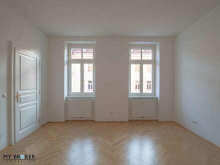 Sanierte, helle 3 Zimmer Wohnung mit idealer Raumaufteilung