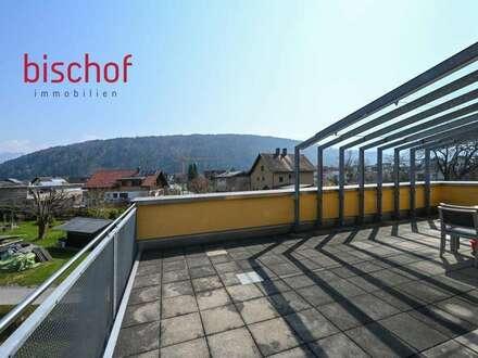 Wunderbare 4-Zimmer Penthousewohnung in Feldkirch