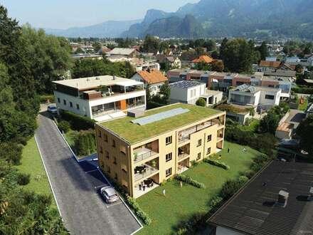 RESERVIERT: 2-Zimmer-Gartenwohnung in Altach