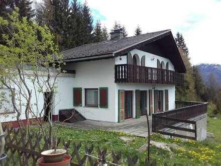 REDUZIERT!!! Haupt- oder Ferienwohnsitz in wunderbarer Naturlage
