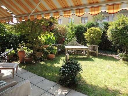 3400 Klosterneuburg, GARTENWOHNUNG 90m2 plus 16m2 Terrasse und 95m2 Eigengarten, Euro 1237,77 inkl. BK/10%