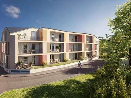 MARTINS LIVING. Zwei Wohnungen zum Preis von einer. Provisionsfreie Gartenwohnung Top 5 a und 5 b in exquisiter Klosterneuburger…