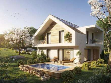 Haus 4: Schlüsselfertige Reihenhaus mit Photovoltaikanlage *slf