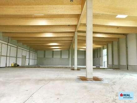 Neubau Miete - Hochwertige Lagerhalle in Zwettl im Waldviertel