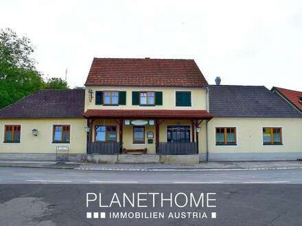 Vierkanthof für Wohn- oder Geschäftszwecke nahe Oberwart!