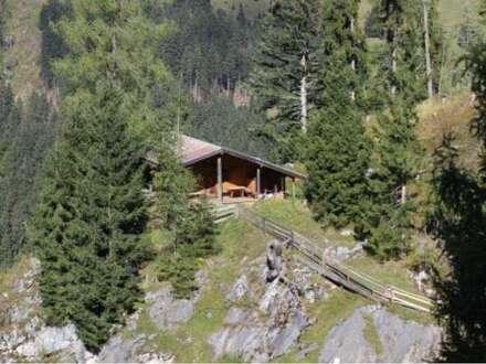 """Die """"Falkensteinhütte"""" in den Kitzbühler Alpen wird vermietet"""