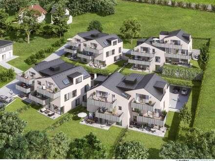 Traumhafte 3 Zimmer Terrassenwohnung in Mattsee - zum Kauf