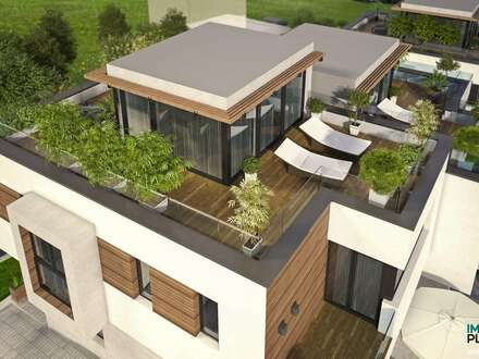 Modernes Wohnhaus in attraktiver Grünruhelage, Provisionsfrei; Sulz im Wienerwald+++ERSTBEZUG+++