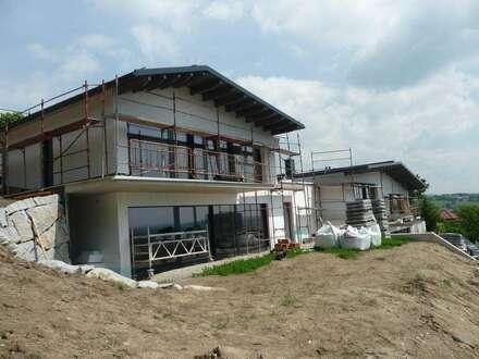 Erstbezug - hochwertige Wohnhäuser mit Aussichtsblick