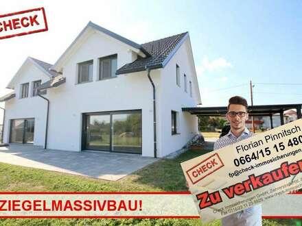 ERSTBEZUG! Niedrigenergie - Doppelhaushälfte in Fernitz!