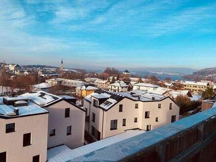 Erstbezug - Wunderschöne 4 Zimmer Terrassenwohnung in Mattsee - zum Kauf