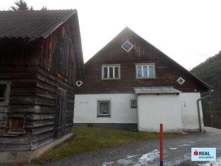 Wohnhaus Nähe Mariazell