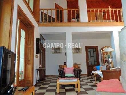 CAMPO-HAUS: Extra viel Platz für die Familie