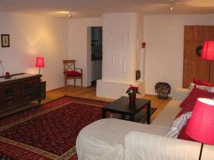 Oberndorf: Gemütliche 60 m² Wohnung möbliert in sonniger ruhiger Lage.