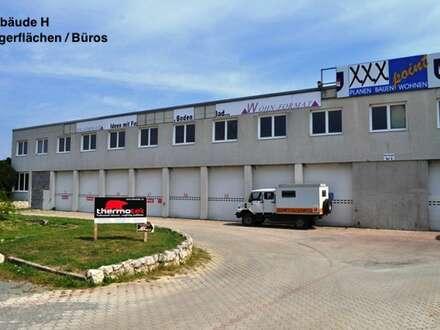 Industriegelände Donnerskirchen! Lager, Werkstatt, Büro, Geschäft! Ab 25€ Netto/Monat! 10m² - 1500m²! 10 min nach Eisenstadt