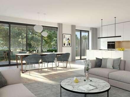 BEL AIR Premium Garden Suites - Lichtdurchflutete 3-Zimmer Wohnung mit großem Balkon - 4.350,-/m²