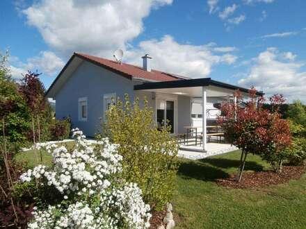 Einfamilienhaus mit Garten in ruhiger Lage