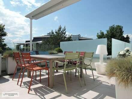 FONTANA – Dachterrassenwohnung im Herzen des Wohnparks