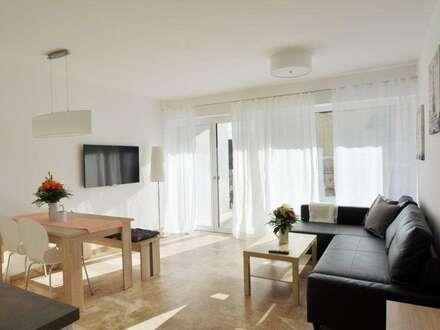 Moderne neuwertige 2-Zimmer Ferienwohnungen mit überdachter Terrasse, Garten und schönem Gebirgsblick! - Die Preise verstehen sich pro Nacht.