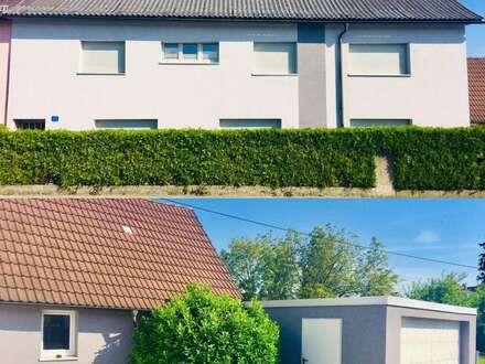 ! Großfamilien AUFGEPASST ! Zweifamilienhaus mit getrennten Wohneinheiten!