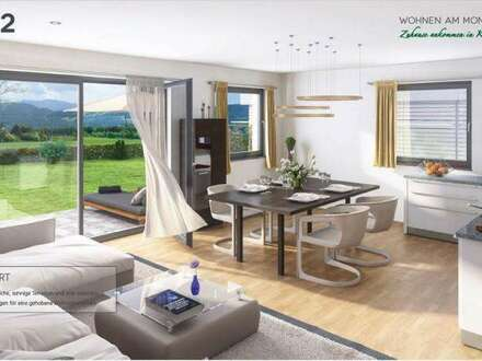 Into the green!!! Neues Bauvorhaben in Mondsee - jetzt informieren!