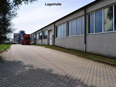 Ab 25€ Netto/Monat! 10m2 - 1500m2! Gewerbepark Donnerskirchen! Lager-, Werkstatt-, Geschäfts- bzw. Büroflächen zur Vermietung!