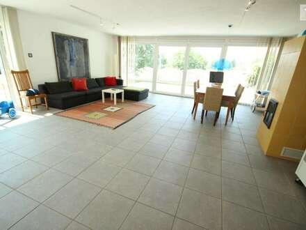 Große 180m² - 4 Zimmer Gartenwohnung mit Pool und 558m² in St. Georgen am Sandhof bei Klagenfurt