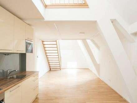 !PAUSCHALMIETE inkl. Heizung/Warmwasser - 2 Ebenen - Traumhafte Altbau-Dachgeschoss mit TERRASSE