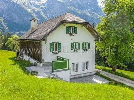 Uriges Bauernhaus bei Abtenau zu vermieten