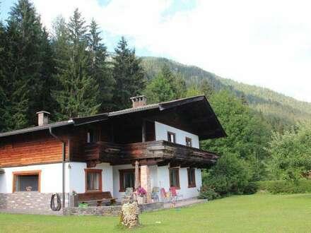 Waidring: gemütliche ruhige 80m² Wohnung mit großem Balkon und herrlichem Bergblick.