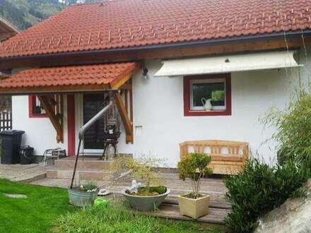 Kaprun - Gemütliches Einfamilienhaus mit großem, sonnigen Garten