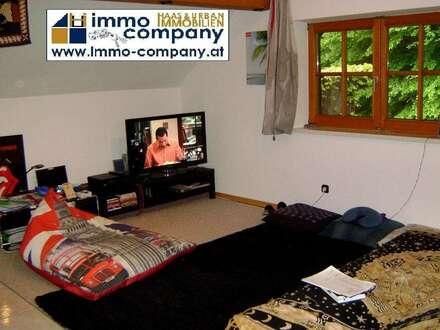 Garconniere - 35 m2 Wfl. in Landhaus - m. Gartenbenützung - See- u. Gebirgsblick - ruhige Waldrandlage - Carport