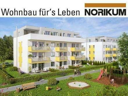 Lambach, Wohnpark Lenaustraße - schöne Familienwohnung mit Dachterrasse - A2/10/3.OG