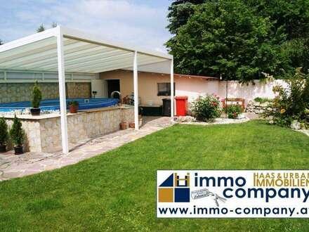 Schönes Haus mit Pool und viel Platz unterm Dachl!
