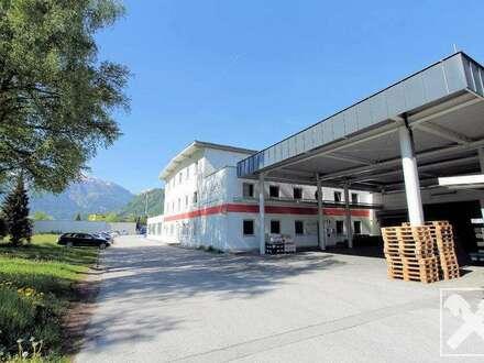 Produktionshallen in St. Johann im Pongau