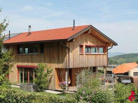 ganzheitliches, biologisches ÖKO-Wohnhaus von THOMA