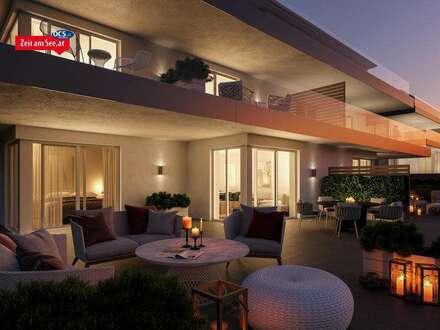 Neubau 3 Zimmer Terrassenwohnung im Erdgeschoss