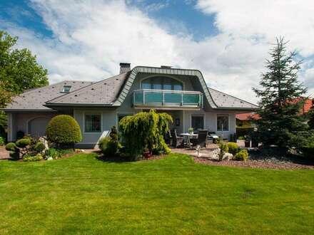 Top gepflegte Villa im Landhausstil