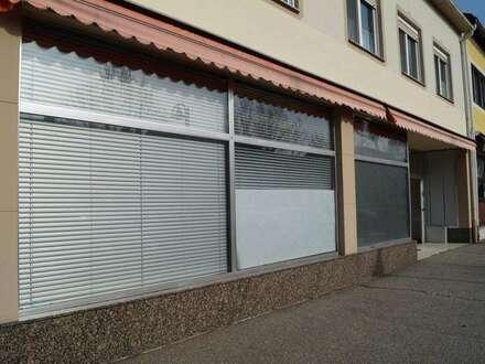 Geschäftslokal in zentraler Lage in Podersdorf