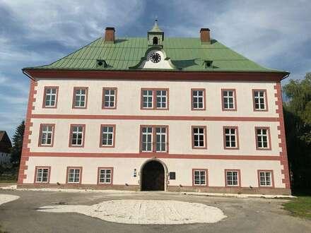 ERSTBEZUG! Exklusive 4-Zimmer Mietwohnung im Schloss Frein / Frankenburg